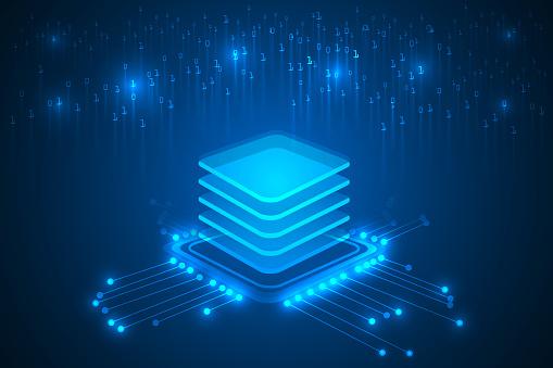 Avec une mémoire quantique, l'ordinateur quantique « maigrit » d'un facteur mille !