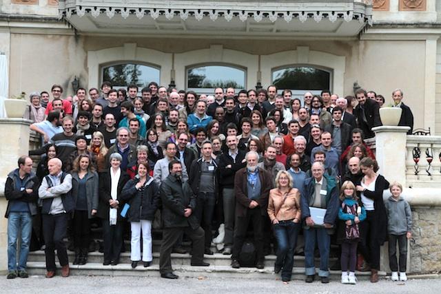 Colloque de l'IPhT 2012, c'est fini, mais les transparents et les photos sont en ligne !