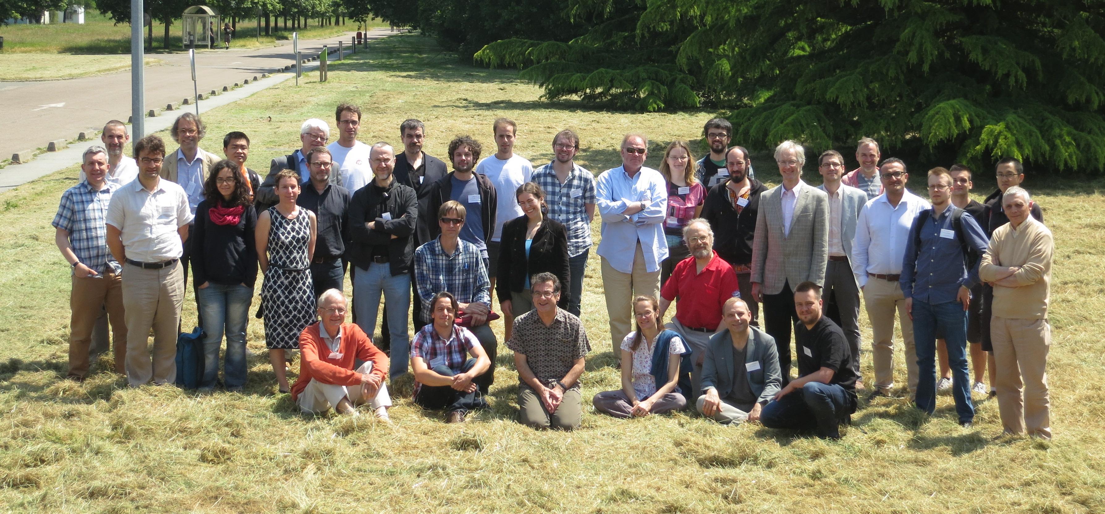 20ème conférence Itzykson, Surfaces et géométries aléatoires