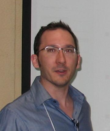 Langevin Prize for François Gélis